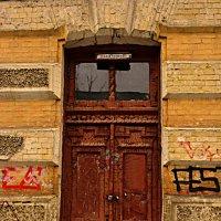 Старушка дверь :: Стас