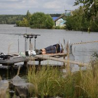 не будите рыбака) :: Наталия Ремизова