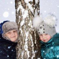 Алина и Я лучшие друзья!!! :: Ирина Жеребятьева