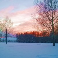 Еще один зимний день минул... :: Николай Дони