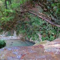 Один из 33-х водопадов :: Вера Щукина