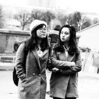 Девушки из Нагасаки :: Светлана Шмелева