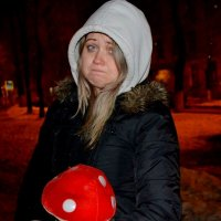 Ночная Москва :: Мария Коледа