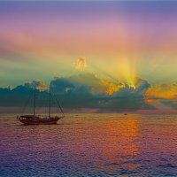 Краски южного заката! :: Laborant Григоров
