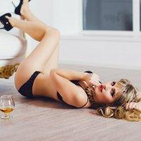 Страсть в бокале виски :: Анастасия Бондаренко