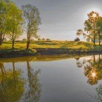 Утро на рыбалке :: Елена Баландина