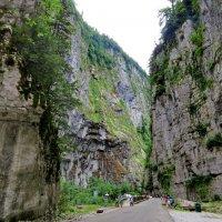 Абхазия ....Юпшарский каньон :: Светлана