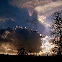 закатное небо :: Александр Прокудин