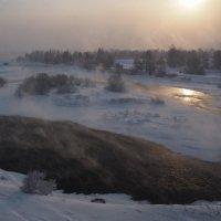 Холода стоят у нас очень часто,... :: Александр Попов