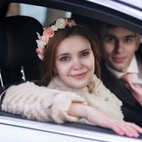 Жених и невеста :: Alexander Moshkin