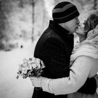 Зимняя свадьба :: Анастасия Волкова