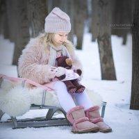 ...Лесные гости :: Elena Tatarko (фотограф)
