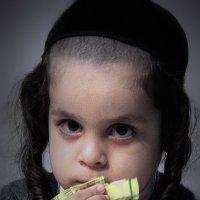 Портрет иудейского мальчика. :: Leonid Korenfeld