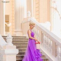 """Фотосессия в платье """"облако"""" :: Валерия Ступина"""