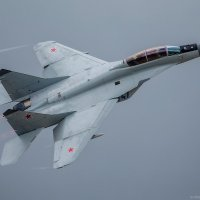 МиГ-35 :: Павел Myth Буканов