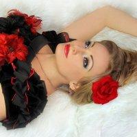 Не кукла, просто Лена... :: Елена Фотостудия ПаФОС