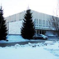 Мой город зимой! :: раиса Орловская