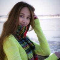 Оксана. :: Андрей Ярославцев