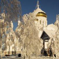 Белый храм :: Валерий Струк
