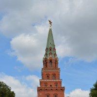 Московский Кремль :: Светлана Ларионова