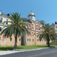 Ново-Афонский монастырь. Абхазия. :: Анна Хоменко