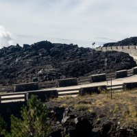 Дорога на склонах вулкана Этна :: Witalij Loewin