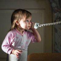 Алло! бабушка, как твои дела? :: Серёга Одайник