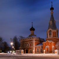 старообрядческая церковь :: Николай Колобов