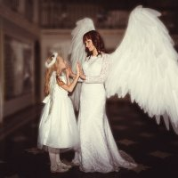 Ангелы :: Оксана Сафонова