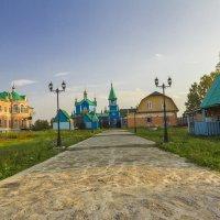 Мужской Монастырь :: Андрей Кузнецов