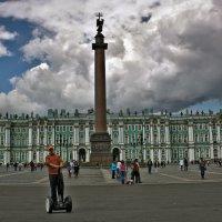 Дворцовая площадь :: Ольга Фролова