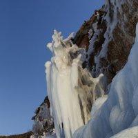 Под ледяным панцирем :: Анна Дмитриева