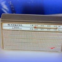 Старые вещи: транзисторный приемник начала 60-х. Работает!! :: Андрей Заломленков