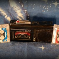 Старые вещи: диктофон начала 80-х - мечта шпиона и журналиста)). Работает!! :: Андрей Заломленков
