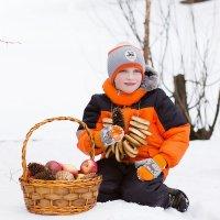Зимушка-зима :: Евгения Лисина