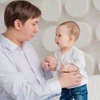 Диалог папы с дочкой :: Kristina Kolos