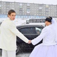 Сергей и Анастасия :: Надежда Михалева