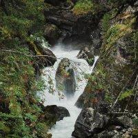 Горный Алтай, река Громотуха :: Валерий Толмачев