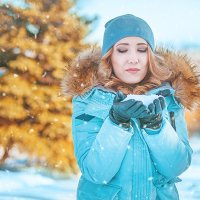 Зимнее настроение ..... :: АЛЕКСЕЙ ФЕДОРИН