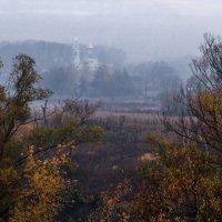 За пеленой тумана :: Юрий Морозов