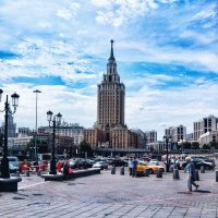 Moscow :: Tanya N