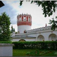 Напрудная башня Новодевичьего монастыря :: Ирина Falcone