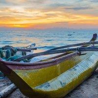 Рассвет в Тангалле :: Alex Sanin