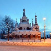 Павловск, Церковь Николая Святителя. :: Александр Кокарев