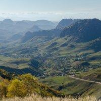 Верхняя Мара. Кавказ :: Оксана Калинина