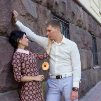 Love-story :: Юрий Сыромятников
