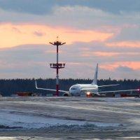После посадки :: Alexey YakovLev