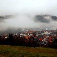 Туман.. :: Эдвард Фогель