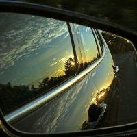 Восход в зеркале :: Alexander