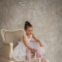 вдохновение балетом :: Юлия Fox